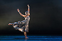 London, UK. 07.09.2016. Alvin Ailey Dance theater present a programme of four UK premieres at Sadler's Wells as part of their tour with Dance Consortium this autumn. This piece is: Four Corners, choreographed by Ronald K Brown. The dancers in this piece are: Danica Paulos, Samantha Figgins, Jeroboam Bozeman, Jacquelin Harris, Rachael McLaren, Jamar Roberts, Glenn Allen Sims, Collin Heyward, Vernard J Gilmore, Akua Noni Parker, Sarah Daley. Photograph © Jane Hobson.