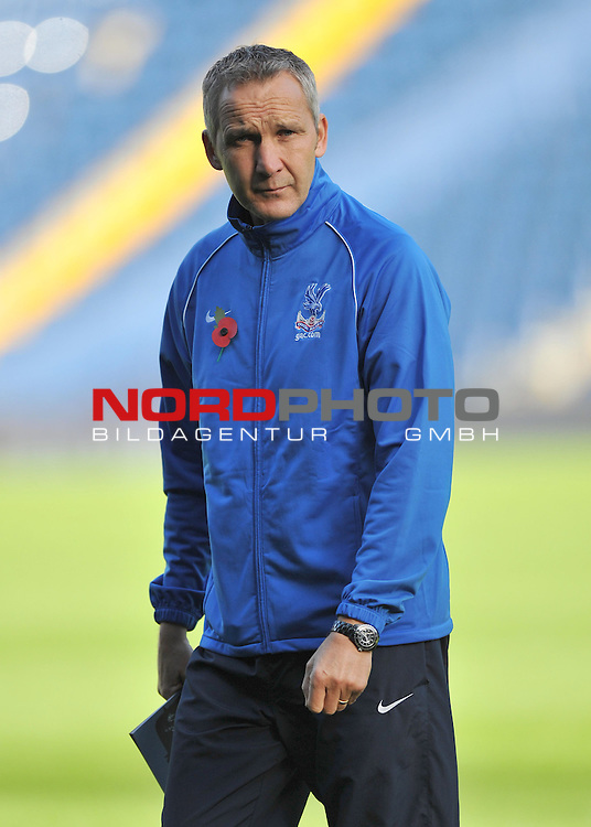 Crystal Palace caretaker manager Keith Millen is just the caretaker manager  -  02/11/2013 - SPORT - FOOTBALL - The Hawthorns - West Bromwich - West Bromwich Albion v Crystal Palace - Barclays Premier League<br /> Foto nph / Meredith<br /> <br /> ***** OUT OF UK *****