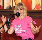 Anais Mitchell during The 69th Annual Outer Critics Circle Awards Dinner at Sardi's on May 23, 2019 in New York City.