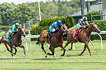 July 18, 2020:Starship Jubilee #6 ridden by Javier Castellano trained Kevin Attard wins the Ballston Spa grII at Saratoga race Course CSM