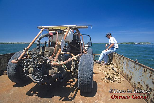 Making Trip To Isla Magdalena