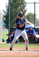Nick Weglarz / Cleveland Indians 2008 Instructional League..Photo by:  Bill Mitchell/Four Seam Images