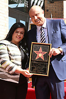 LOS ANGELES - FEB 21:  Rana Ghadban and Dr Phil McGraw at the Dr Phil Mc Graw Star Ceremony on the Hollywood Walk of Fame on February 21, 2019 in Los Angeles, CA