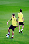 Tottenham Hotspur FC's Fernando Llorente during training session. October 16,2017.(ALTERPHOTOS/Acero)