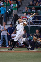 July 13, 2009: Salt Lake City Bees' Terry Evans participating in the 2009 Triple-A All-Star Game Home Run Derby at PGE Park in Portland, Oregon.
