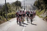 polka dot Thomas De Gendt (BEL/Lotto-Soudal)<br /> <br /> Stage 7: Nice to Col de Turini (181km)<br /> 77th Paris - Nice 2019 (2.UWT)<br /> <br /> ©kramon