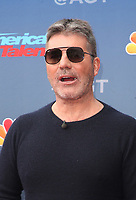 "11 March 2019 - Pasadena, California - Simon Cowell. NBC's ""America's Got Talent"" Season 14 Kick-Off held at Pasadena Civic Auditorium. Photo Credit: Faye Sadou/AdMedia"