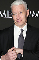 05 January 2019 - Los Angeles, California - Anderson Cooper. Sean Penn CORE Gala: Benefiting the organization formerly known as J/P HRO & Its Life-Saving Work Across Haiti & the World held at Wiltern Theater. Photo Credit: Faye Sadou/AdMedia