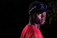 Baseball - MLB European Academy - Tirrenia (Italy) - 22/08/2009 - Raoell Kortstam of Netherlands (Boston Red Sox)