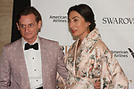 Hamish Bowles and Anh Duong arrive at the American Ballet Theatre 2017 Spring Gala at Lincoln Center in New York City on May 22, 2017. (Photo: Shawn Punch Photography)