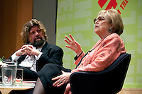 ANTONIA FRASER in conversation with Oskar Eustis