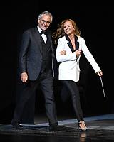NOV 07 Andrea Bocelli In Concert