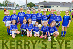 The Kerins O'Rahillys U10's taking part in the Carmel O'Connor Memorial Blitz in Na Gaeil on Saturday.
