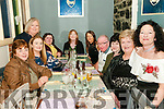 Staff  Party: Staff of Kearney's Bakery, Ballyhahaill on a staff party at Casa Mia's Restaurant, Listowel  on Saturday night last.