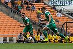 06.01.2019, FNB Stadion/Soccer City, Nasrec, Johannesburg, RSA, FSP, SV Werder Bremen (GER) vs Kaizer Chiefs (ZA)<br /> <br /> im Bild / picture shows <br /> Johannes Eggestein (Werder Bremen #24), Milot Rashica (Werder Bremen #11), <br /> <br /> Foto &copy; nordphoto / Ewert