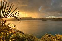 East End Sunset<br /> St. John<br /> U.S. Virgin Islands