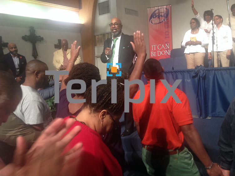 10/22/13 Bishop Thomas ministers at St. John Unleashed