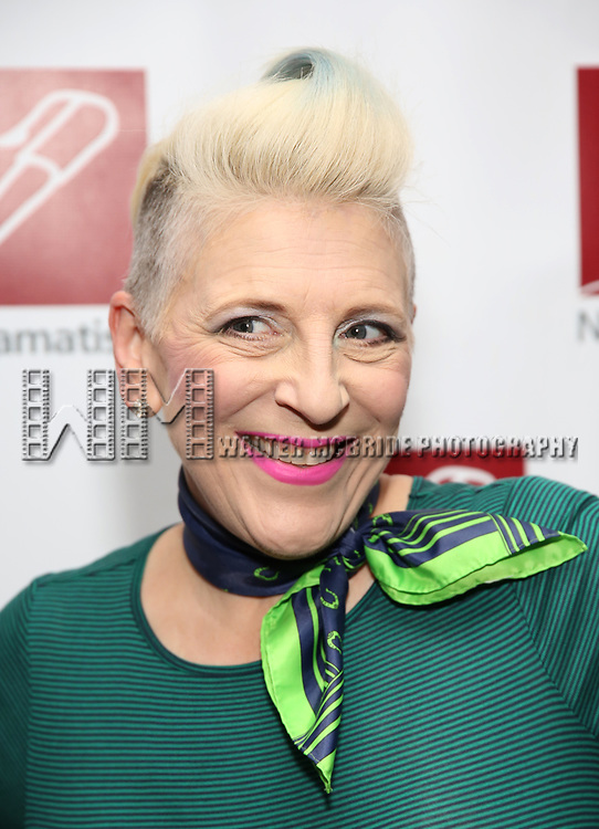 Lisa Lampanelli attends The New Dramatists' 68th Annual Spring Luncheon at the Marriott Marquis on May 16, 2017 in New York City.