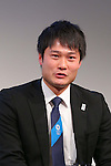 Shingo Kunieda, MARCH 4, 2013 : Shingo Kunieda attends a briefing about presentations of Tokyo 2020 bid Committee at Hotel Okura in Tokyo, Japan. (Photo by AFLO SPORT)
