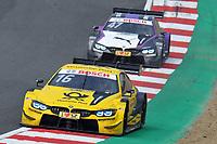 2018 DTM at Brands Hatch. #16 Timo Glock. BMW Team RMG. BMW M4 DTM.