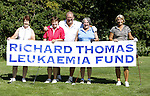 5th September 2012  Richard Thomas Leukaemia Fund Golf Day