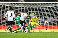 11.10.2016: Deutschland vs. Nordirland
