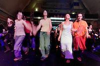 Cercle circassien danse en ligne