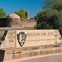 Mission San Jose, TX