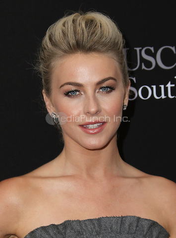 SANTA MONICA, CA - MAY 11: Julianne Hough arrives at the 3rd Biennial Rebels With A Cause Fundraiser at Barker Hangar on May 11, 2016 in Santa Monica, California.  Credit: Parisa/MediaPunch.