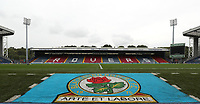 Blackburn Rovers' <br /> <br /> Photographer /Rachel HolbornCameraSport<br /> <br /> The EFL Checkatrade Trophy - Blackburn Rovers v Stoke City U23s - Tuesday 29th August 2017 - Ewood Park - Blackburn<br />  <br /> World Copyright &copy; 2018 CameraSport. All rights reserved. 43 Linden Ave. Countesthorpe. Leicester. England. LE8 5PG - Tel: +44 (0) 116 277 4147 - admin@camerasport.com - www.camerasport.com