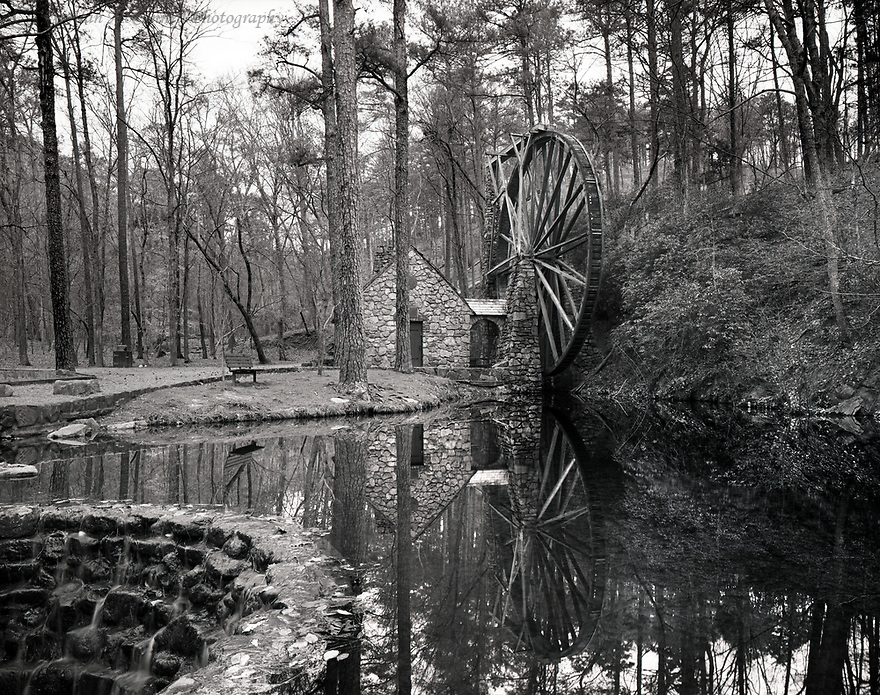 """Old Mill at Berry College""<br />