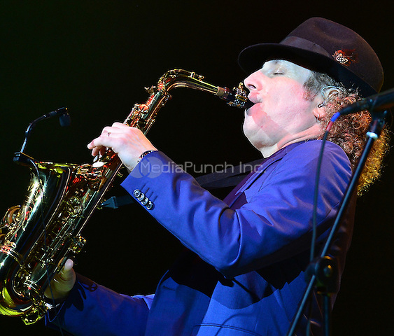 HOLLYWOOD, FL - MAY 10: Boney James performs onstage at Hard Rock Live at Seminole Hard Rock Hotel & Casino – Hollywood on MAY 10, 2016 in Hollywood, Florida. Credit: MPI10 / MediaPunch