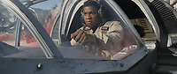 Star Wars: The Last Jedi (2017)<br /> John Boyega<br /> *Filmstill - Editorial Use Only*<br /> CAP/FB<br /> Image supplied by Capital Pictures
