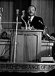 Rev. Martin Luther King Jr speaking from pulpit of Brown's Chapel, Selma Ala. ..This and over 10,000 other images are part of the Jim Peppler Collection at The Alabama Department of Archives and History:  http://digital.archives.alabama.gov/cdm4/peppler.php