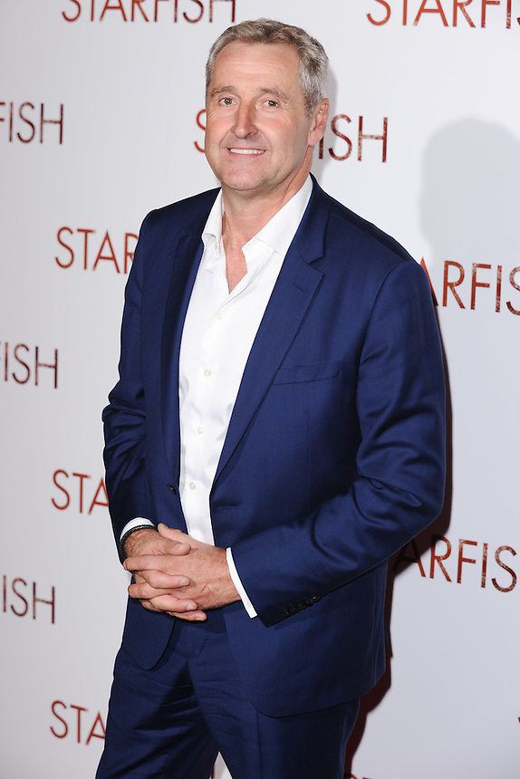 "Mark Austin<br /> at the ""Starfish"" UK premiere, Curzon Mayfair, London.<br /> <br /> <br /> ©Ash Knotek  D3190  27/10/2016"