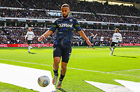 Leeds United's Kemar Roofe in action<br /> <br /> Photographer Alex Dodd/CameraSport<br /> <br /> The EFL Sky Bet Championship Play-off  First Leg - Derby County v Leeds United - Thursday 9th May 2019 - Pride Park - Derby<br /> <br /> World Copyright © 2019 CameraSport. All rights reserved. 43 Linden Ave. Countesthorpe. Leicester. England. LE8 5PG - Tel: +44 (0) 116 277 4147 - admin@camerasport.com - www.camerasport.com