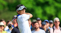 Y E Yang (KOR) on the 12th during round 3 of the 2016 BMW PGA Championship. Wentworth Golf Club, Virginia Water, Surrey, UK. 28/05/2016.<br /> Picture Fran Caffrey / Golffile.ie<br /> <br /> All photo usage must carry mandatory copyright credit (© Golffile   Fran Caffrey)