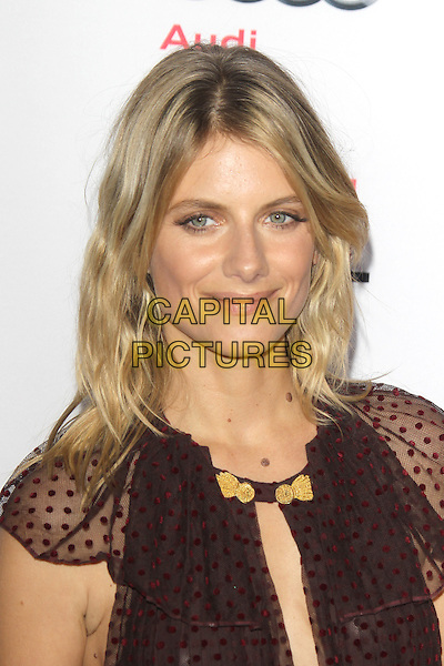 HOLLYWOOD, CA - NOVEMBER 5: Melanie Laurent at AFI FEST 2015 Opening Night Gala Premiere Of  By The Sea at TCL Chinese 6 Theatre on November 5, 2015 in Hollywood, California. <br /> CAP/MPI23<br /> &copy;MPI23/Capital Pictures