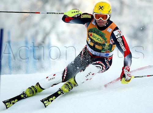 14.11.2010 Ski Alpine FIS WC Levi Slalom men Levi Finland. Picture shows Picture shows Ivica Kostelic CRO