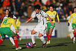 Megumi Takase (Leonessa), .DECEMBER 24, 2012 - Football /Soccer : .The 34 Empress's Cup .between INAC Kobe Leonessa 1-0 Jef United Ichihara Chiba Ladies .at NACK5 Stadium Omiya, Saitama, Japan. .(Photo by YUTAKA/AFLO SPORT)