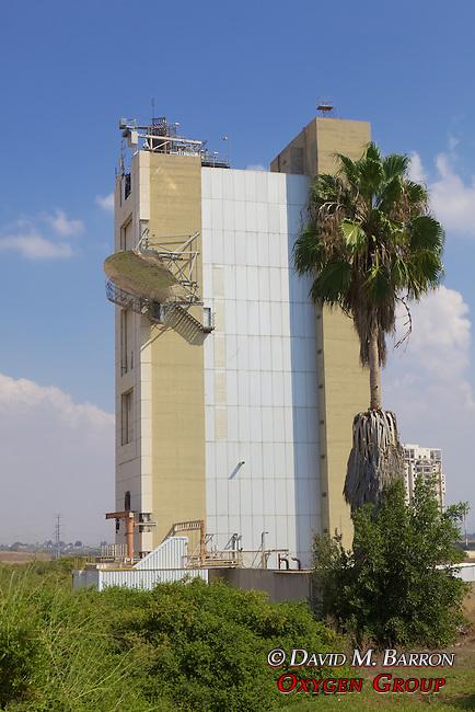 Israel's Weizmann Institute of Science Solar Power Tower