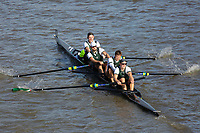 Crew: 50  CBR (B)  City of Bristol RC (C Evans)  4+ Champ<br /> <br /> Fours Head of the River 2018<br /> <br /> To purchase this photo, or to see pricing information for Prints and Downloads, click the blue 'Add to Cart' button at the top-right of the page.
