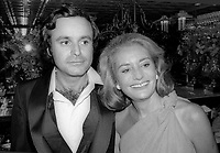 Barbara Walters Stanley Siegel 1978<br /> CAP/MPI/PHL/AC<br /> ©AC/PHL/MPI/Capital Pictures