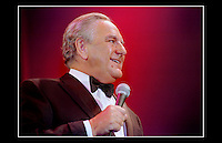 Bob Monkhouse OBE (1928 - 2003) - What Car? Awards 1999 - Grosvenor House Hotel, Park Lane, London W1