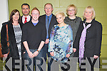 Pictured at the FETAC Awards night in Killarney Community College on Friday night were Tess Flynn, Luay Raddam, Michael MacSweeney, John Keane, teacher, Katarzyna Sicowron, Tatiana Aleksejenko and Bernie Broderick.......