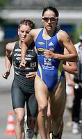 13 JUL 2007 - LORIENT, FRA - Erin Densham - French Grand Prix Series. (PHOTO (C) NIGEL FARROW)