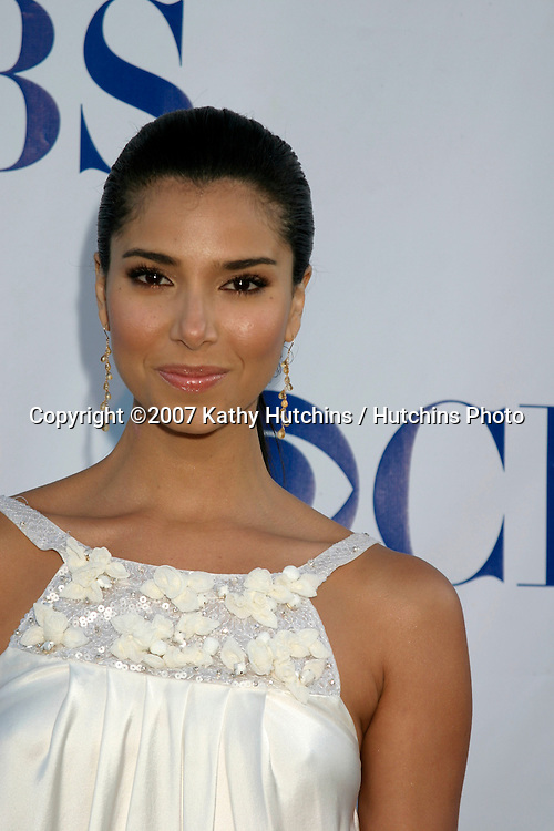 Roselyn Sanchez.CBS TCA Summer Press Tour Party.Wadsworth Theater.Westwood, CA.July 19, 2007.©2007 Kathy Hutchins / Hutchins Photo....