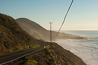 California Highway 1, Northern California.