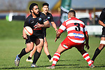 NELSON, NEW ZEALAND - Division 1 Rugby Semi Final - Kahurangi v WOB. Sport Park, Motueka, New Zealand. Saturday 22 August 2020. (Photo by Chris Symes/Shuttersport Limited)