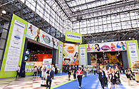 Entering the Licensing International  trade show